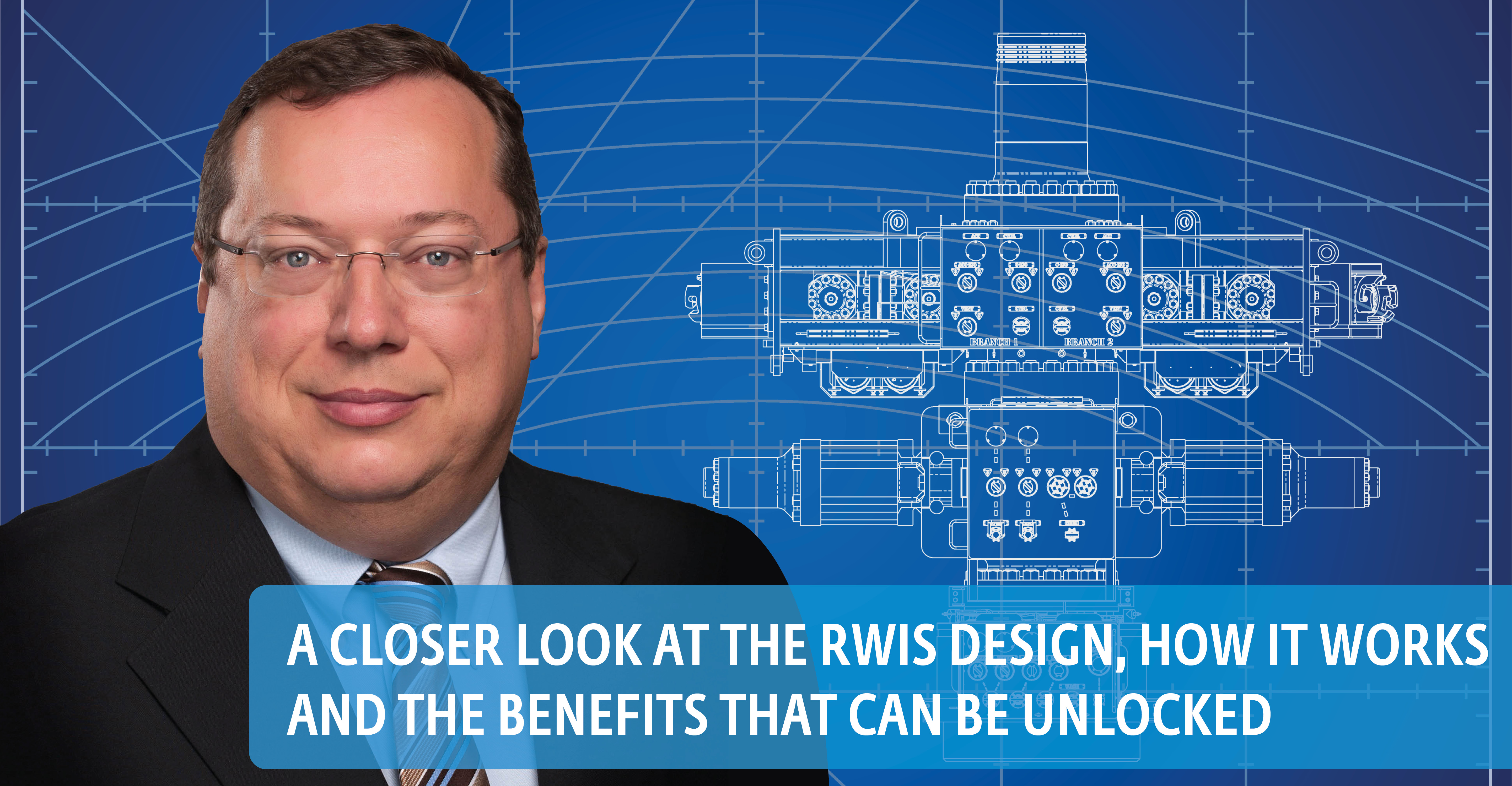 A closer look at the RWIS design, how it works and the benefits that can be unlocked