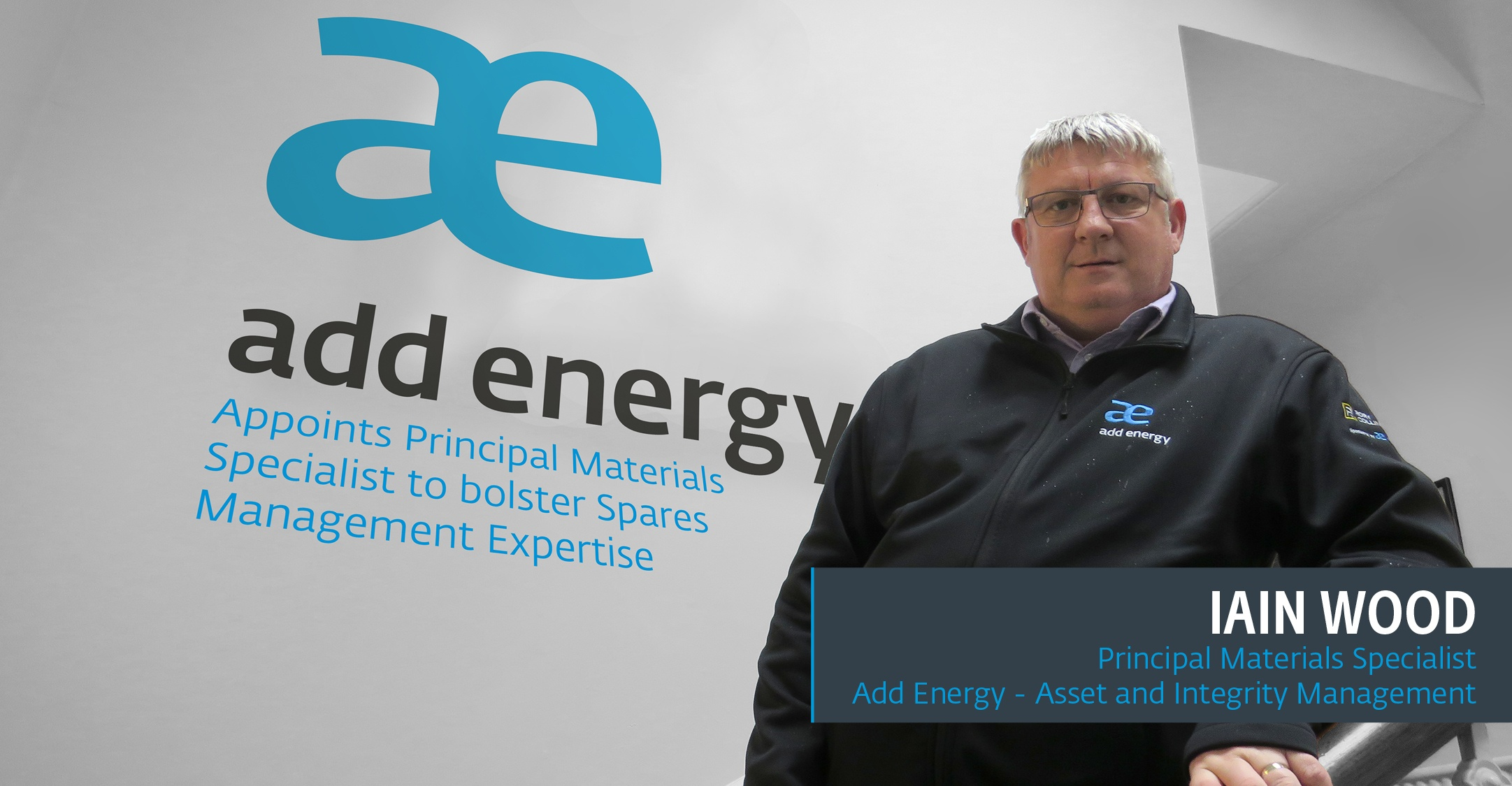 Add Energy appoints Principal Materials Specialist to bolster Spares Management expertise