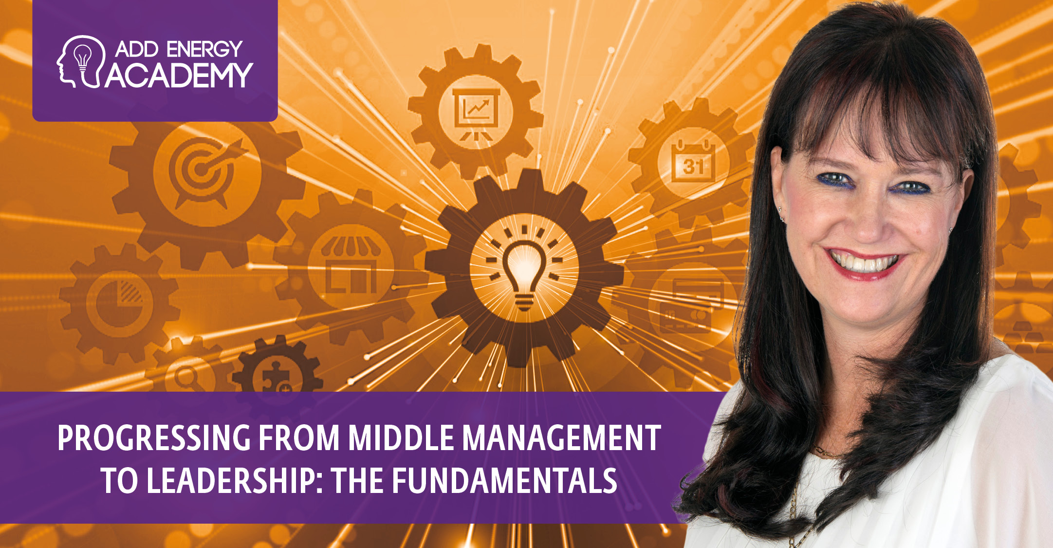 Progressing from middle management to leadership: the fundamentals