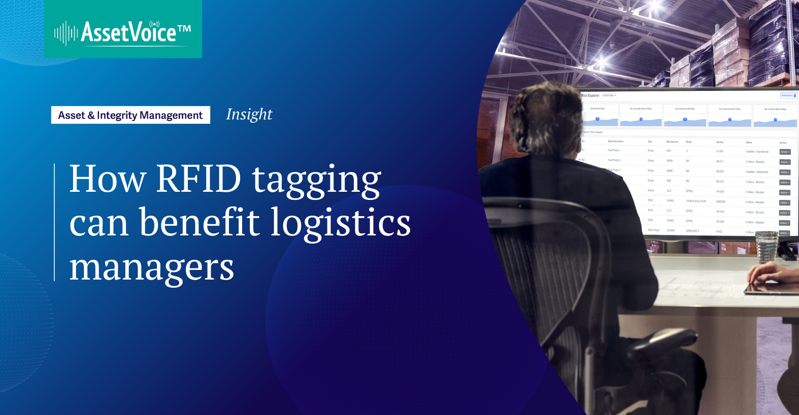 How RFID tagging can benefit Logistics Managers