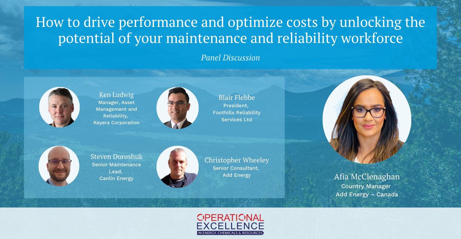 How to drive performance and optimize costs by unlocking the potential of your maintenance and reliability workforce